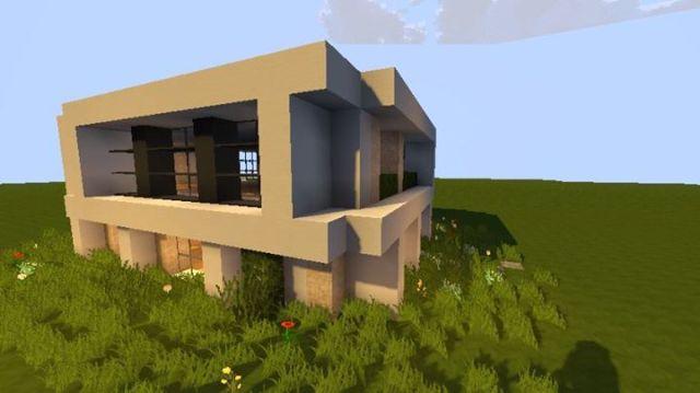 1904138_1438797579713151_7304334436428481085_n 10440968_1437868216472754_8782097296933512552_n 10453330_1438211059771803_3215327922453841563_n & Desain Rumah Modern Minecraft \u0026 ... Rumah Minecraft Modern ...