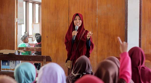 Relawan SIGI Makassar
